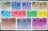Netherlands - NVPH 1108-1118 - Mint