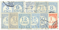 Netherlands - P69-P79 - Cancelled