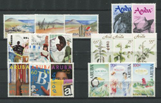 Aruba - jaargang 1991 (nr.86-102,postfris)