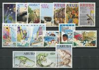 Aruba - jaargang 1993 - Nr. 118-133 - Postfris