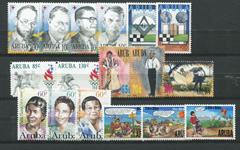 Aruba - År 1996 (nr.171-187,postfrisk)