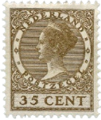 Netherlands - NVPH 19