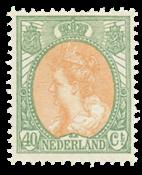 Netherlands - NVPH 73 - Unused