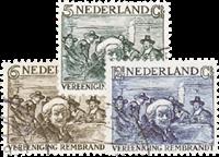 Netherlands 1930 - NVPH 229-231 - Cancelled