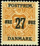Danmark 1918 - AFA nr.92 - Postfrisk