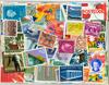 Holland - 300 forskellige stemplede frimærker