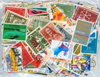 Netherlands - 500 different stamps