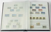 Classeur Leuchtturm BASIC - Couleur aléatoire - A4  - 64 pages blanches, couverture non ouatinée