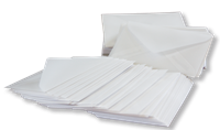 700 luxury glassine envelopes 7,5x11,5 cm