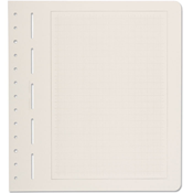 Lighthouse / Leuchtturm Blank album pages - PRIMUS  A - Pack of 50