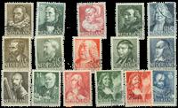 Netherlands 1938+39+40 - Cancelled