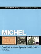Michel England special-frimærkekatalog 2012/2013