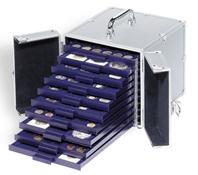 Aluminium kuffert til møntboks MBS
