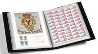 A4 document album  - With 60 sheets - Lighthouse /  Leuchtturm