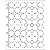 ENCAP- Lommer 24/25 - Indvendigt format: 23,5 til 26 mm