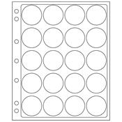 ENCAP- Lommer 40/41 - Indvendigt format: 39 til 41  mm
