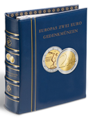 Optima - Album *Europa 2 EURO erindringsmønter*