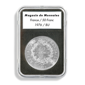 Everslab - Møntkapsel - 32 mm