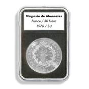 Everslab - Møntkapsel - 33 mm