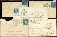 France 5 old letters