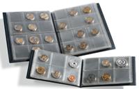Zakformaat munten album Voor 48 munten