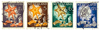 Nederland 1933 - Nr. 261-264 - Gebruikt