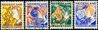 Netherlands - Kinderzegels 1932 - NVPH 248-251 - Cancelled