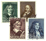 Nederland - Zomerzegels 1937 (nr. 296-299, gebruikt)