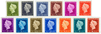 Netherlands - NVPH 474-486 - Unused