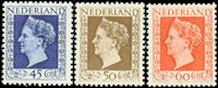 Netherlands - NVPH 487-489 - Unused