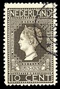 Netherlands 1913 - NVPH 93 - Cancelled