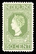 Netherlands 1913 - NVPH 97 - Mint
