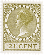 Netherlands - NVPH 189 - Unused