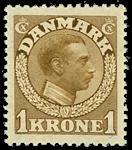 Danmark 1913 - AFA nr.75 - Ubrugt