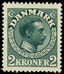 Danmark 1913 - AFA nr.76 - Ubrugt