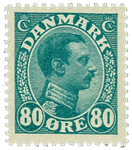 Danmark 1915 - AFA nr.84 - Ubrugt