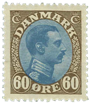 Danmark 1918 - AFA nr.107 - Ubrugt