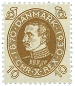 Danmark 1930 - AFA nr.189 - Postfrisk