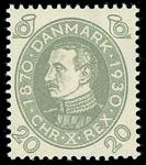 Danmark 1930 - AFA nr.191 - Postfrisk