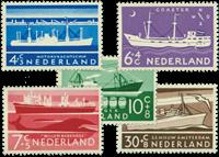 Nederland 1957 - Nr. 688-692 - Postfris