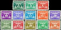 Netherlands 1941 - NVPH 379-391 - Mint