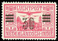 Netherlands 1930 - NVPH LP11 - Mint