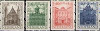 Netherlands 1948 - NVPH 500-503 - Mint