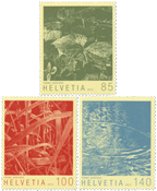 Switzerland - Gertsch - Mint set 3v