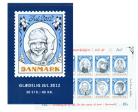 Danmark - Julemærket 2012 - Postfrisk hft/30
