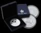 Kongeskibet Dannebrog 500 kr. i ægte sølv