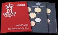 Danmark - Møntsæt 2003
