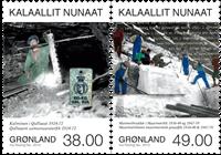Grønland - Minedrift IV - Postfrisk sæt 3v