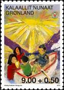 Grønland - MIBB - Postfrisk frimærke