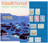Greenland - Year pack 1990